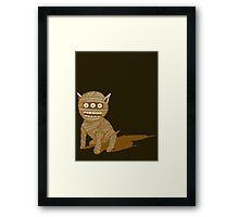 MUM DOG 2 Framed Print
