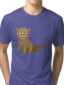 MUM DOG 2 Tri-blend T-Shirt