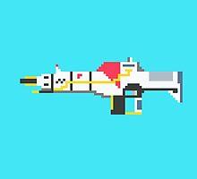 Destiny - Suros Regime Pixel Art by Addemdial