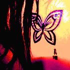 Butterfly Shay by LESLEY B