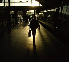 Arriving at Lime Street Station by photosbyDavid