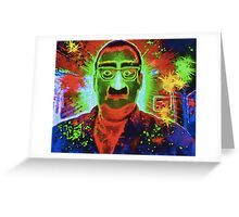 Magic Gag Glasses, Nose and Mustache Greeting Card