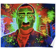 Magic Gag Glasses, Nose and Mustache Poster