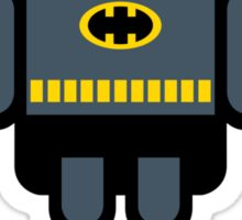 Android Batman Batdroid Sticker
