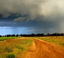 Calm before the Storm by Chris Chalk