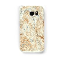 Massachusetts  USGS Historical Topo Map MA Becket 352457 1897 62500 Samsung Galaxy Case/Skin