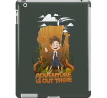 Adventure iPad Case/Skin