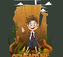 Adventure by BlancaJP