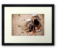 OnePhotoPerDay Series: 234 by L. Framed Print