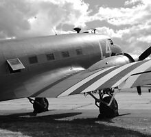 Douglas C -47A Dakota  by David Fowler