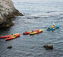 Kayak by dominiquelandau