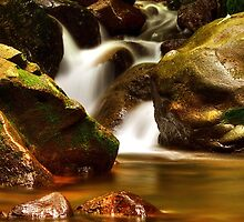 Listen...the stream of joy flows within #3 by Prasad