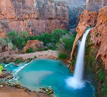 Havasu Falls by mikewheels