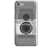 camera history iPhone Case/Skin