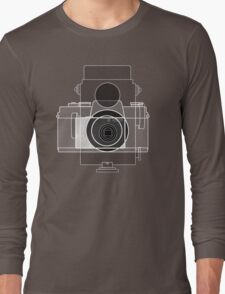 camera history Long Sleeve T-Shirt