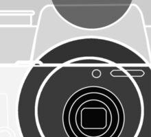 camera history Sticker