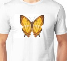 "Butterfly species Cyrestis lutea ""Orange Straight-line"" Unisex T-Shirt"