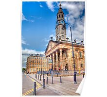 St Andrews Square Poster