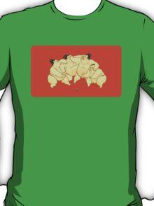 Funny sumo sushi T-Shirt