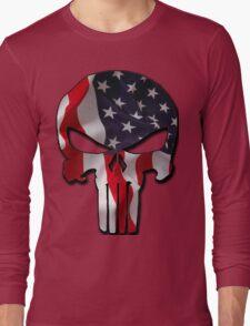 American Punisher Long Sleeve T-Shirt
