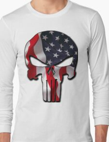 American Punisher Long Sleeve T-Shirt