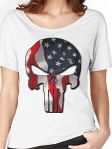 American Punisher Women's Relaxed Fit T-Shirt