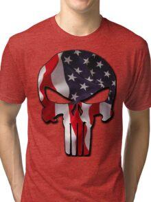 American Punisher Tri-blend T-Shirt