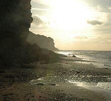 Hunstanton Rocks by James Stevens