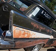 1957 Chevy Station Wagon  by chuckbruton
