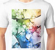 Hiver de Neige Unisex T-Shirt