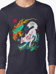 Kami of the Rising Sun  Long Sleeve T-Shirt