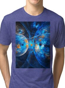 Bright Side of the Universe Tri-blend T-Shirt