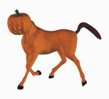 Weird Halloween Horse One Piece - Short Sleeve
