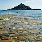 St Michaels Mount by David Wilkins