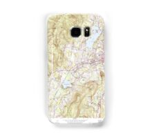Massachusetts  USGS Historical Topo Map MA Pittsfield West 350462 1973 24000 Samsung Galaxy Case/Skin