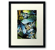 Earth Mantle Framed Print