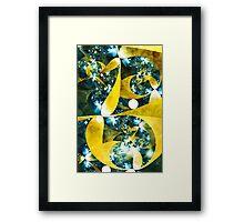 Victory Fanfare Framed Print