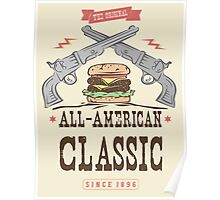 All-American Classic Poster