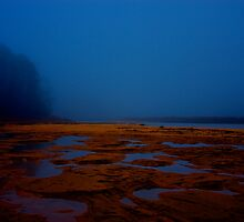 12 Mile River Sandbars by DHParsons