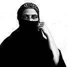The Woman from Somalia by iamelmana