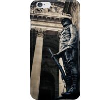 Unaging Sentry iPhone Case/Skin