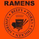 The Ramens by AJ Paglia