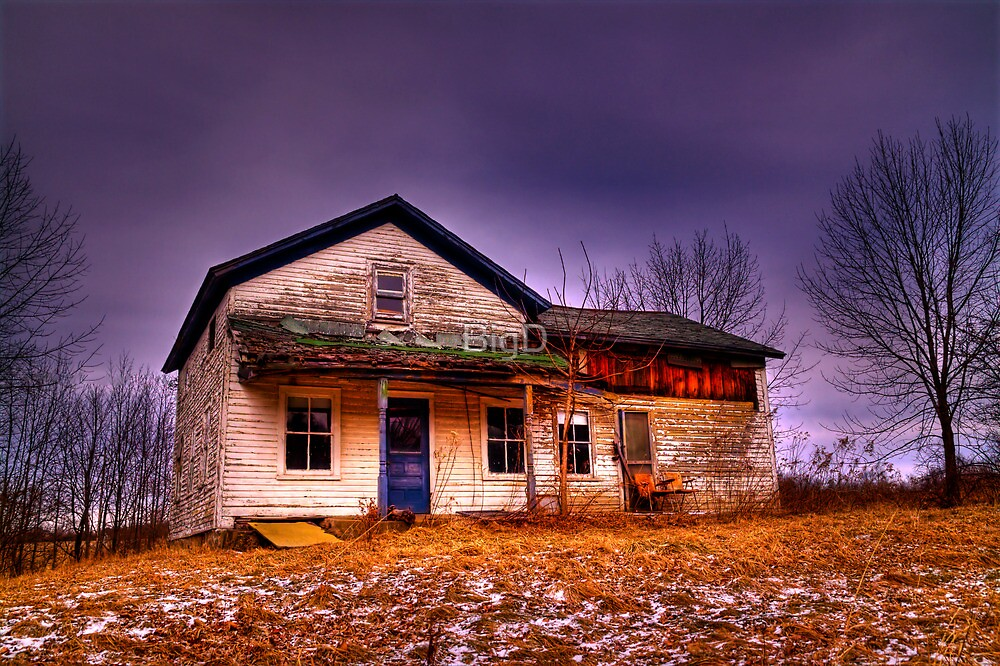 Used To be Home Sweet Home by BigD