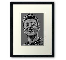 Mesut Ozil  Framed Print