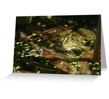 the two of us ... Greeting Card