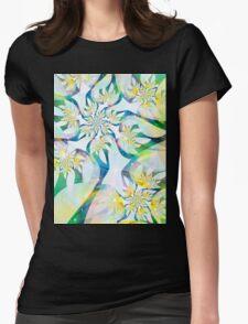 Luminaria Womens Fitted T-Shirt