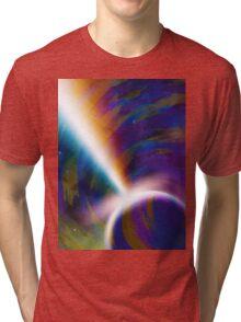 Aurora Planetaris Tri-blend T-Shirt