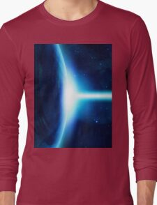 Worlds In Collision Long Sleeve T-Shirt