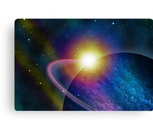 The Scope of Discovery Canvas Print