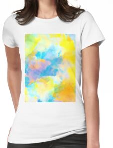 Renaissance by Golden Light Womens Fitted T-Shirt